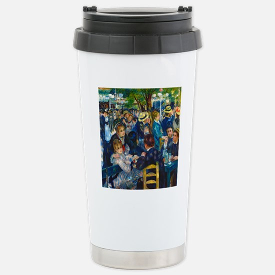 Renoir Stainless Steel Travel Mug