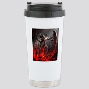 Demon Stainless Steel Travel Mug
