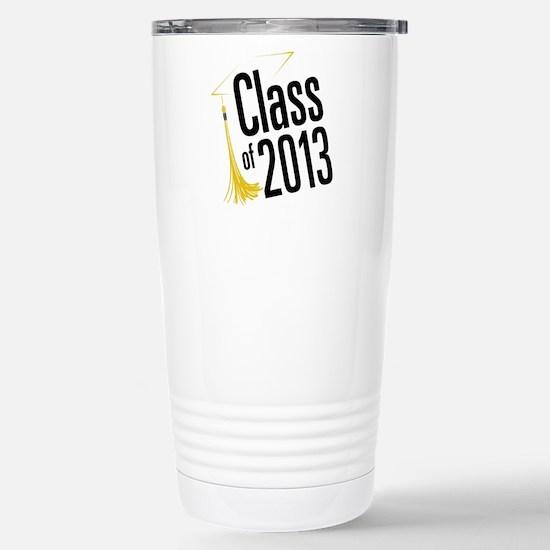 Class of 2013 Stainless Steel Travel Mug