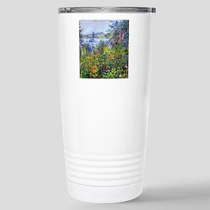 Monet Stainless Steel Travel Mug