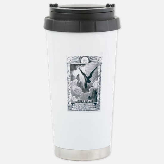 lucifer rising Stainless Steel Travel Mug
