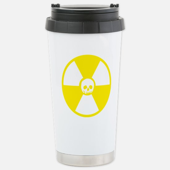 nuclear death Stainless Steel Travel Mug