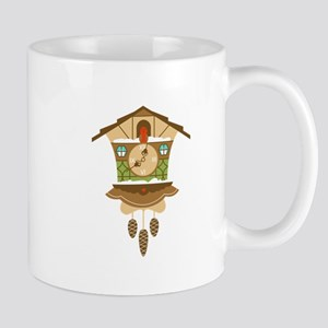 Coo Coo Clock Mugs