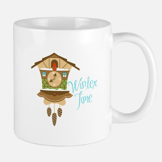 Winter Jone Mugs