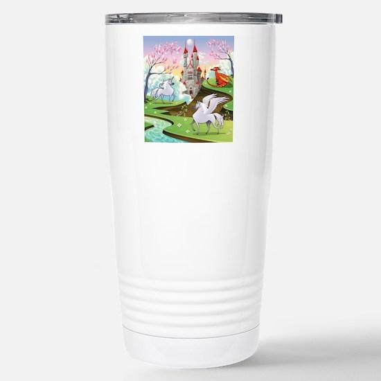 Fairy Tale Stainless Steel Travel Mug
