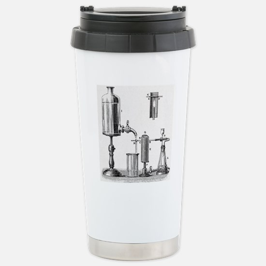 Arsenic detection, 19th Stainless Steel Travel Mug