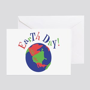 Support Earth Day Greeting Cards (Pk of 10)