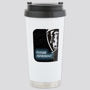 Future Astronaut Stainless Steel Travel Mug