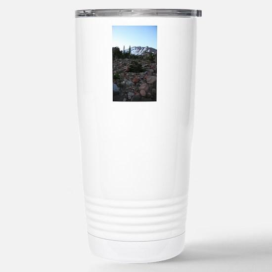 Mount Shasta 62 Stainless Steel Travel Mug