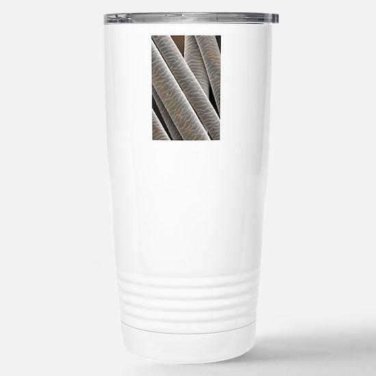 Horse body hair, colour Stainless Steel Travel Mug