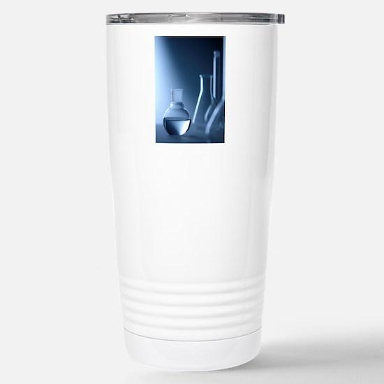 Laboratory glassware Stainless Steel Travel Mug
