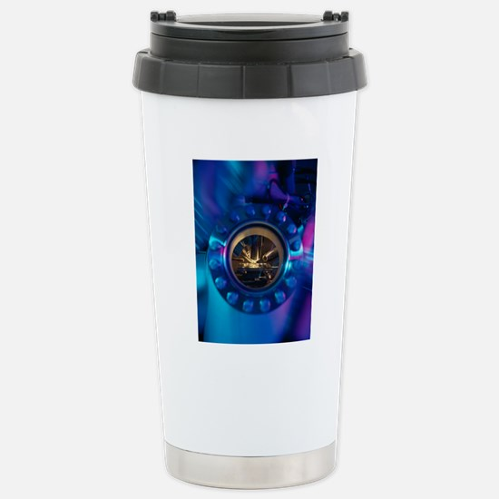 Mass spectrometer Stainless Steel Travel Mug