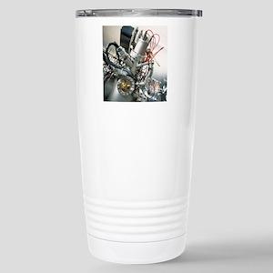 Mass spectrometer Stainless Steel Travel Mug