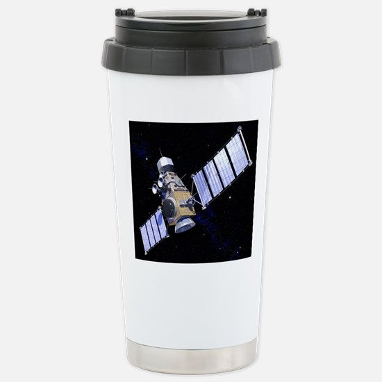 Military satellite Stainless Steel Travel Mug