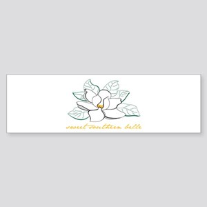 Sweet southern belle Bumper Sticker