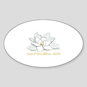 Sweet southern belle Sticker