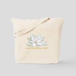 Sweet southern belle Tote Bag