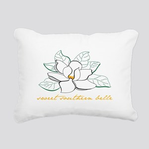 Sweet southern belle Rectangular Canvas Pillow