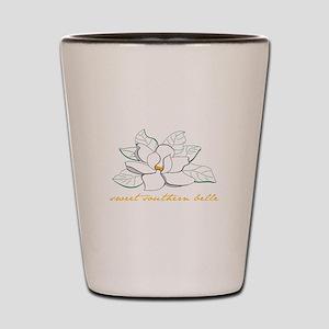 Sweet southern belle Shot Glass
