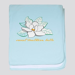 Sweet southern belle baby blanket