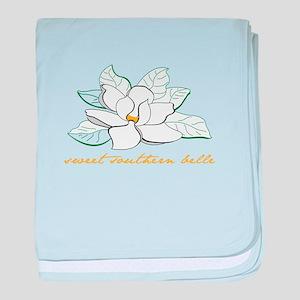 Sweet southern belle baby blanket