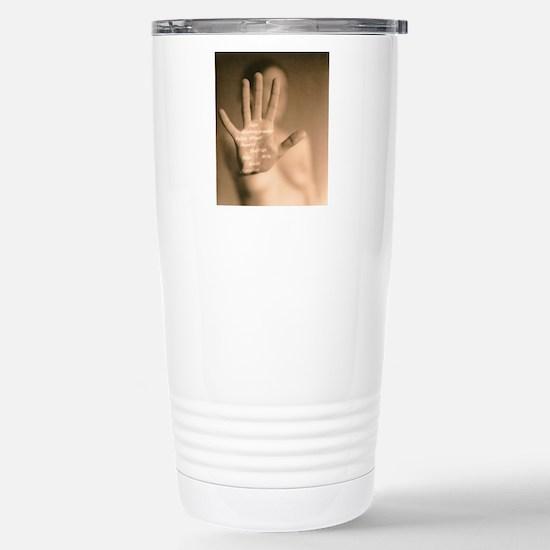Common allergies Stainless Steel Travel Mug