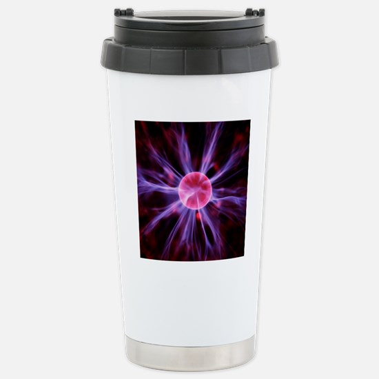 Plasma sphere Stainless Steel Travel Mug