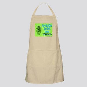 Don't Be A Hata Love You A Cicada BBQ Apron