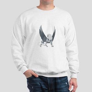 Tetramorph Sweatshirt