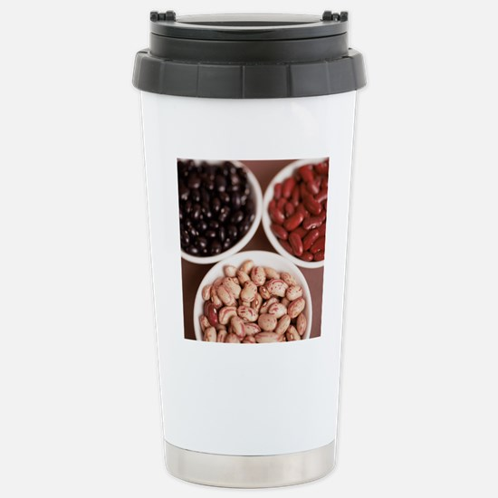 Dried pulses Stainless Steel Travel Mug