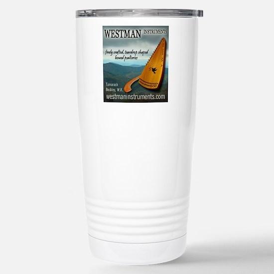 Westman Instruments Stainless Steel Travel Mug
