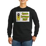 Cicada Invasion 2007 Long Sleeve Dark T-Shirt