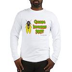 Cicada Invasion 2007 Long Sleeve T-Shirt