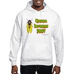 Cicada Invasion 2007 Hooded Sweatshirt