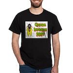 Cicada Invasion 2007 Dark T-Shirt