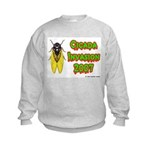 Cicada Invasion 2007 Kids Sweatshirt