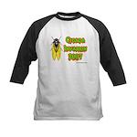 Cicada Invasion 2007 Kids Baseball Jersey