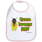 Cicada Invasion 2007 Bib