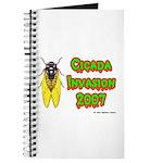 Cicada Invasion 2007 Journal
