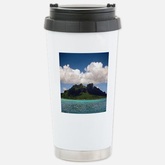 Bora Bora Stainless Steel Travel Mug