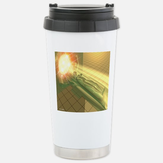 MRI scanner Stainless Steel Travel Mug