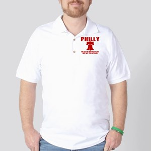 PHILIDELPHIA,  PHILLY,  PENNS Golf Shirt