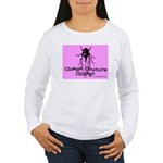 Cicada Couture Chicago Women's Long Sleeve T-Shirt
