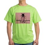 Cicada Couture Chicago Green T-Shirt