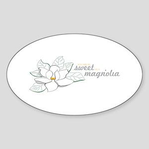 Sweet Magnolia Sticker