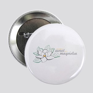 "Sweet Magnolia 2.25"" Button"