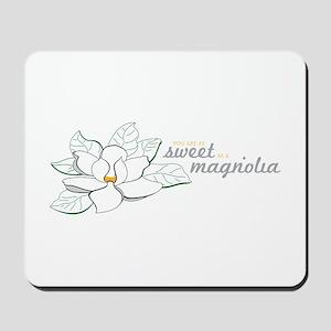 Sweet Magnolia Mousepad