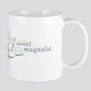 Sweet Magnolia Mugs