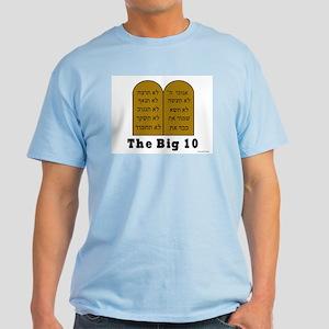 The Big 10 Light T-Shirt
