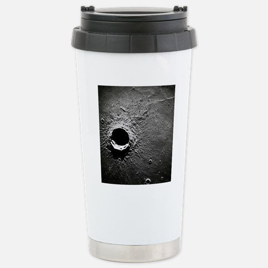 Crater Timocharis on th Stainless Steel Travel Mug